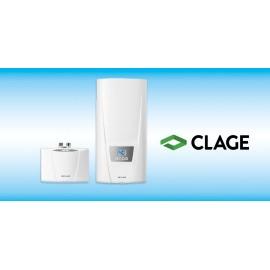 Calentador instantáneo de agua Tecna CLAGE (ACS)