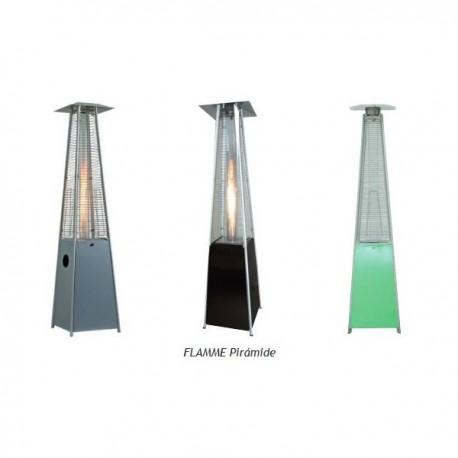 Estufas de gas para exteriores Tecna FLAMME Pirámide