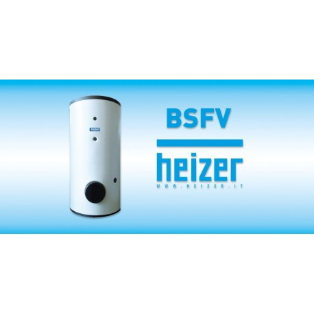 Termo interacumulador Tecna Heizer