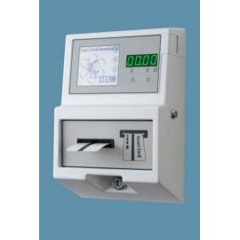 CF3200 Temporizador por tarjetas magnéticas desechables